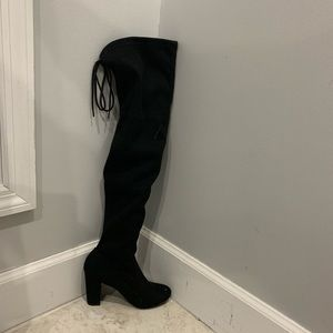 🛍 Chinese Laundry thigh high boots size 6M